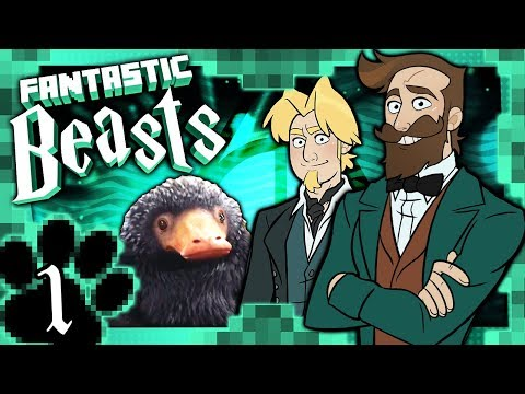 Minecraft Fantastic Beasts #1 - Name A More Iconic Duo