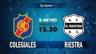 Colegiales vs Deportivo Riestra full match