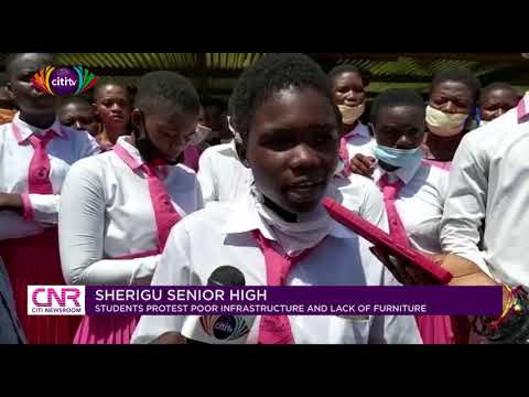 Sherigu students decry impact of poor infrastructure and lack of furniture | Citi News | 11 May 2021