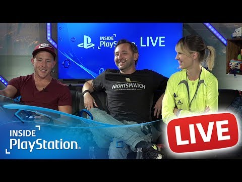 Destiny 2: Open Beta, Superhot, Shadow Tactics, DeadCore | Inside PlayStation LIVE