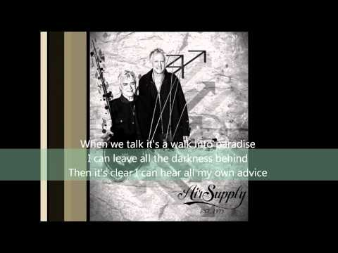 Air Supply - I Won't Let It Get In The Way