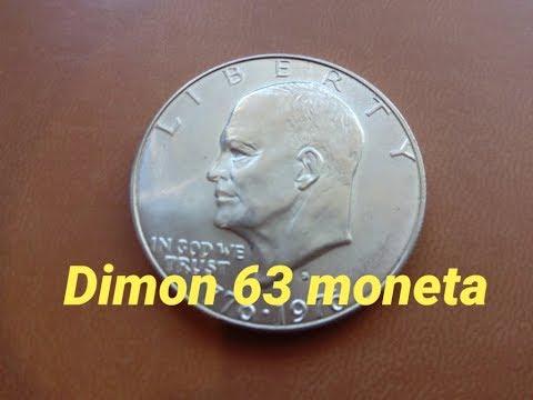 "1 доллар США 1976 года "" 200 лет Независимости США ""/ Silver Coin / Нумизматический челлендж # 39"