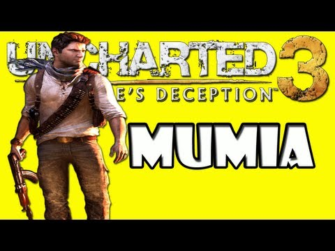 Uncharted 3: O Tumulo do Cavaleiro #8
