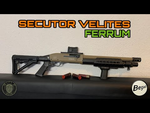 [REVIEW] CYMA/SECUTOR FERRUM VELITES -TAN-