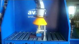 Avani Environmental Sdt-1.5 Downdraft Table