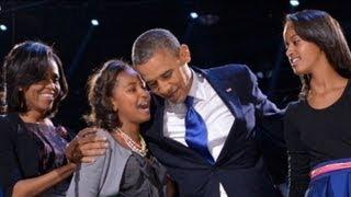 Sasha and Malia Obama: Growing Up in the White House