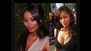 Keri Hilson vs. Meagan Good  ((WHO WILL WIN U CHOOSE!!))  BoSScliKk mafia mu$ic