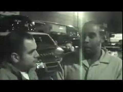 Hip Hop Journalist Peter Rosenberg Interviews Pharoahe Monch