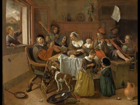 Jan Steen (1626–1679) ✽ Dutch painter