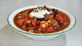 Crock Pot Taco Soup Recipe -  Amy's Cooking Channel