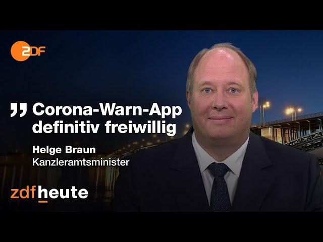 Corona-Leichtsinn – weniger Regeln, mehr Ärger? | maybrit illner vom 11.06.2020