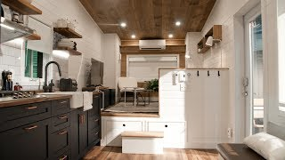 Dream Tiny House Built For Traveling Photographer