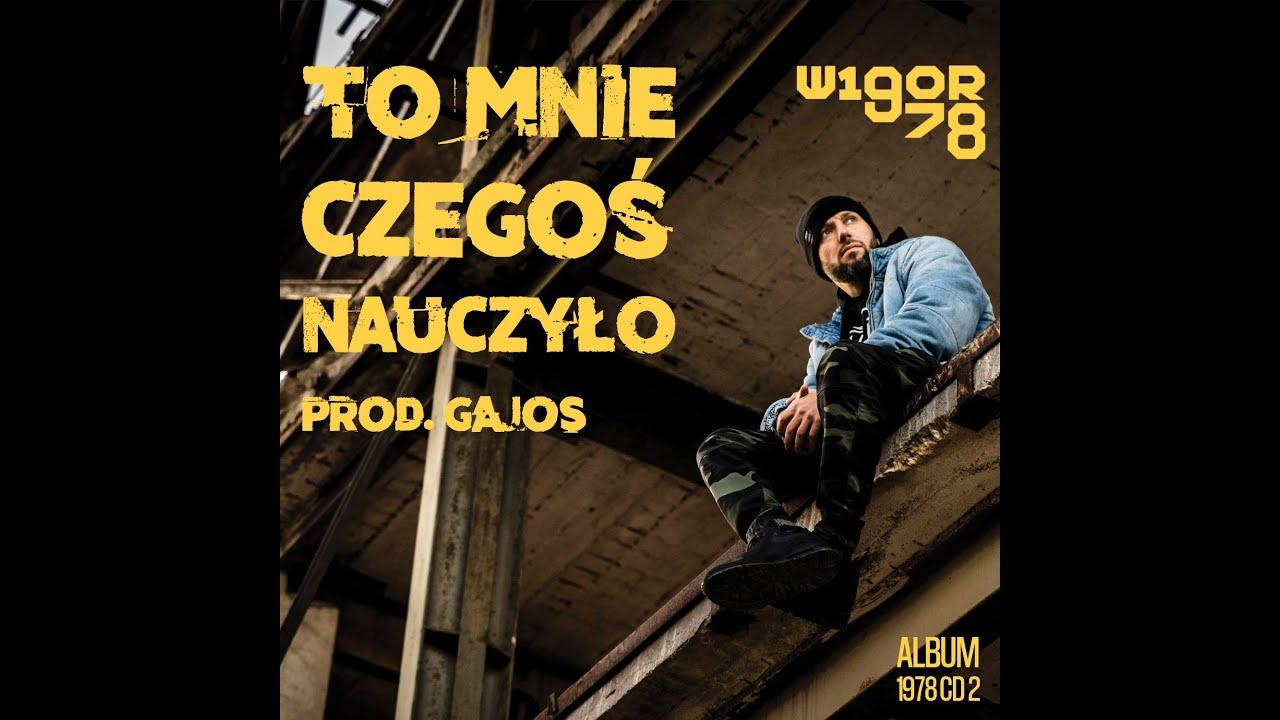 """Wigor Mor W.A. """"To mnie czegoś nauczyło"""" prod. Gajos, album 1978/CD2"""