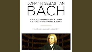 Partita No. 4 in D Major, BWV 828: II. Allemande