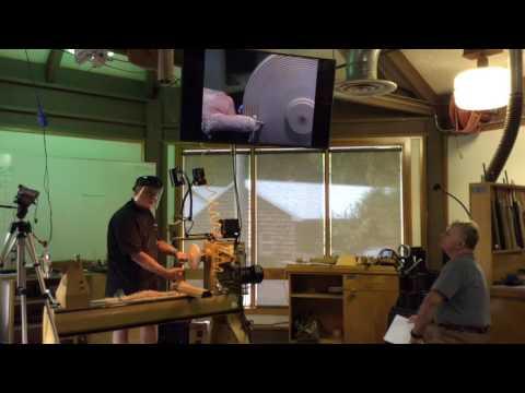 Harvey Meyer: Arrowmont Workshop 2016