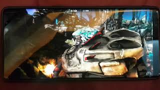 Antutu Benchmark + 3D test Samsung Galaxy note 8 SM N950F