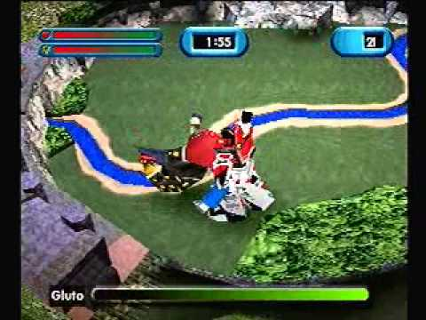 download game power ranger wild force ps1 iso