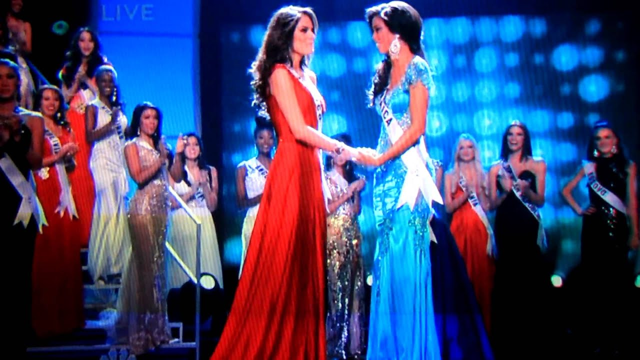miss universe 2010 crowning hd miss mexico youtube