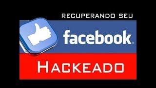 TUTORIAL:  Facebook HACKEADO? Aprenda a RECUPERAR 100% FUNCIONAL Modo ATUALIZADO 2019