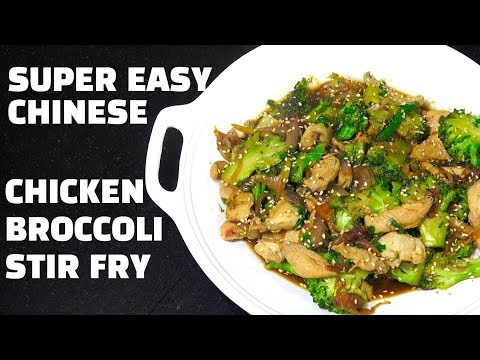 How to make Chinese Chicken Broccoli - Chicken Broccoli - Stir Fry Chicken