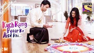 Kuch Rang Pyar Ke Aise Bhi   Dev And Sonakshi's First Diwali Together   Best Moments