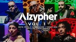 ALZADA-Alzypher-Vol-1-Neto-Pe-a-x-Yoss-Bones-x-Toser-One-x-LEFTY-SM-OFICIAL-x-Mcklopedia-Oficial