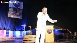 قصيد الأيام للشاعر أيوب علي لسود في مسابقة خمسينية مهرجان الصحراء الدولي بدوز