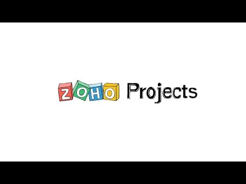 Zoho Projects - Project management, as effective as it gets.