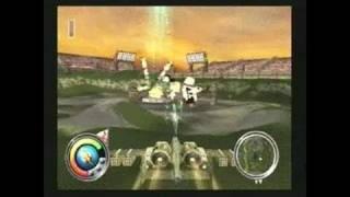 World Destruction League: War Jetz PlayStation 2