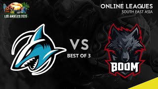 Adroit vs Boom Esports Game 2 (BO3) | ESL One Los Angeles Online 2020:SEA