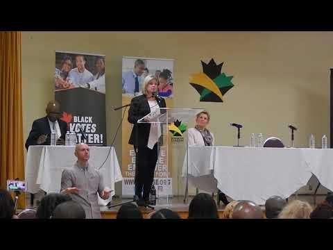 Ontario, Debates, Kathleen, Andrea, Mike, Rootz Reggae Radio, Toronto