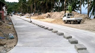 Boracay Island Update 73 Day Till Re Opening Bolabog Beach Road Project
