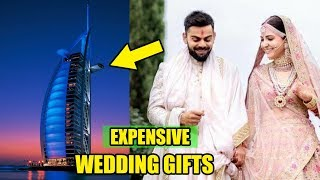 10 Most Expensive Wedding Gifts in Bollywood Surprising Gifts Celebrities  SMK NEWS