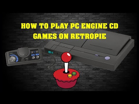 How To Play PC Engine CD Games On Retropie