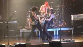 halestorm you call me a bitch like it s a bad thing 16 06 2013 so paulo brasil