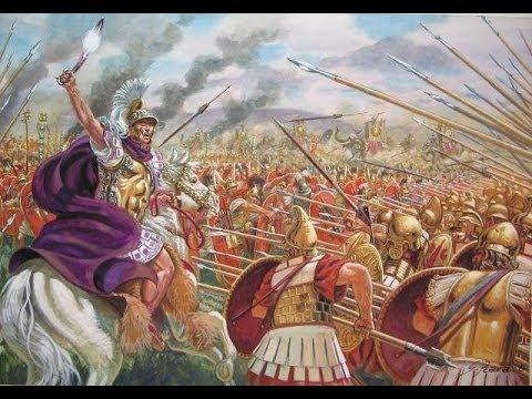 Heroes of History: Pyrrhus of Epirus, the Fool of Hope, Part 4