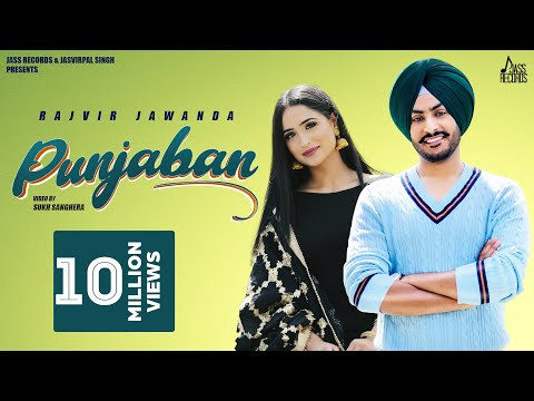 Punjaban | (Full HD) | Rajvir Jawanda | Byg Byrd | New Punjabi Songs 2020 | Jass Records