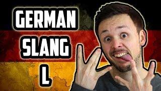 German Slang - Letter L