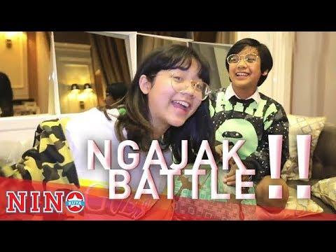 NINO KUYA | Ga Terima Ada Saingan, Nino Ngajak Battle!!