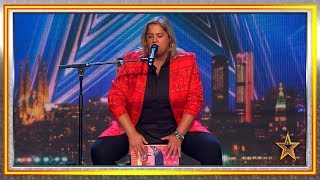 Es la ÚNICA que toca PERCUSIÓN y CANTA flamenco en España | Audiciones 9 | Got Talent España 2019