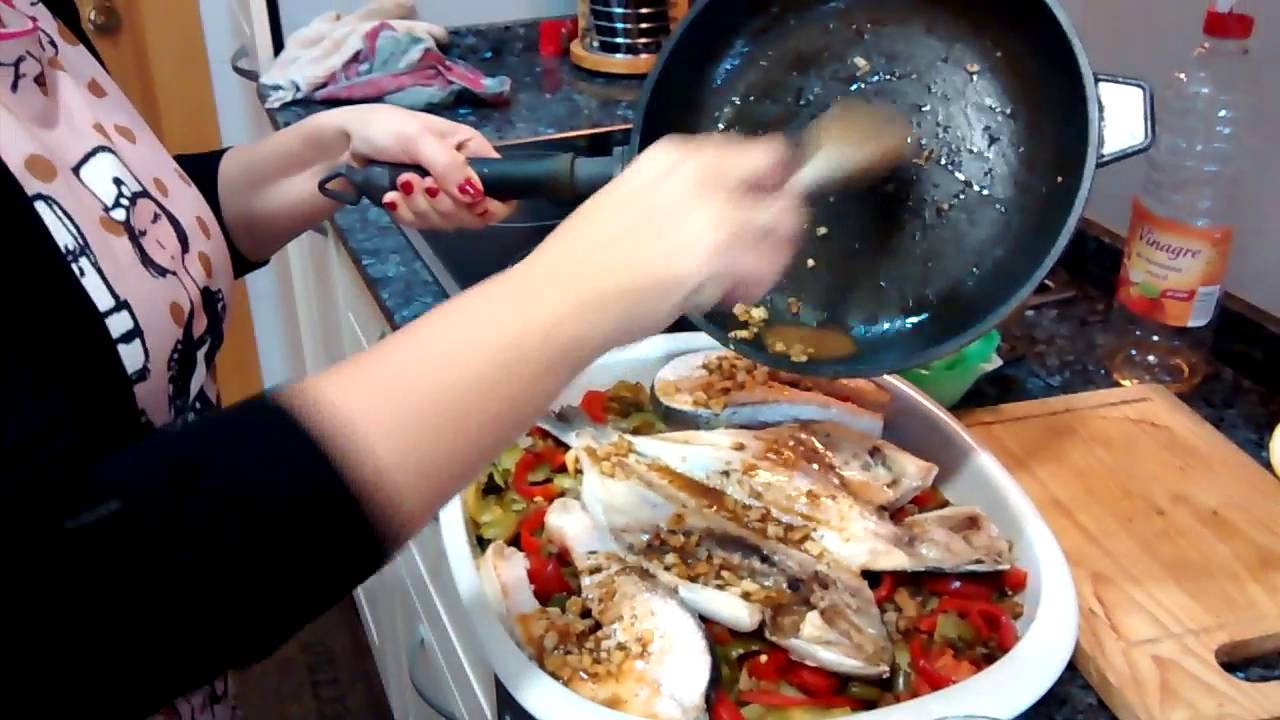 Recetas faciles de pescado para dieta