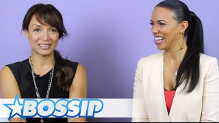 Mayte Garcia & Shamicka Lawrence On Beef With Jessica Canseco | BOSSIP
