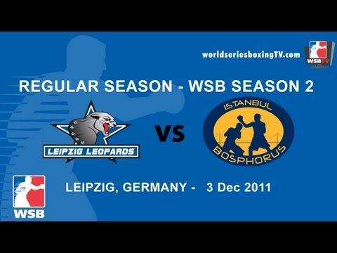 Leipzig vs. Istanbul - Week 3 WSB Season 2