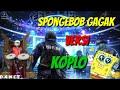 Dj Spongebob gagak versi dangdut koplo free fire dance terbaru 2019