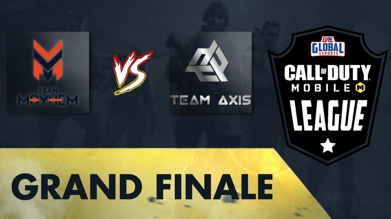 LONGEST CODM MATCH EVER - MAYHEM VS AXIS    Global Esports Codm League