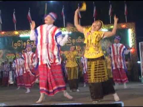 Karen Done dance : ဆုရဒုံႏမုဂး (၄) ဒုံးပါဝင္သွ္႕1 :Sung Ya Dow Mia Dow Pa Wey Si 1 : pm music studio
