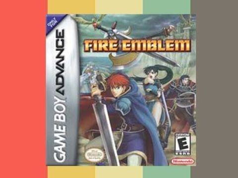 Vintage Let's Play: Fire Emblem (The Blazing Sword) Part 28 - Chapter 23 (GBA)