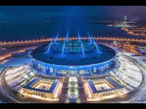 АРЕНА САНКТ-ПЕТЕРБУРГ идём на матч ЗЕНИТА  ARENA SAINT-PETERSBURG