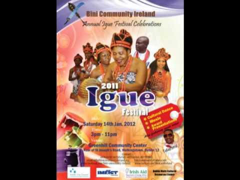 Benins Celebrates Igue