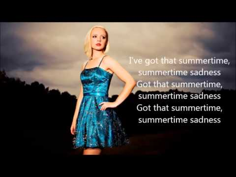 Summertime Sadness - Lana del Rey by Madilyn Bailey Lyrics